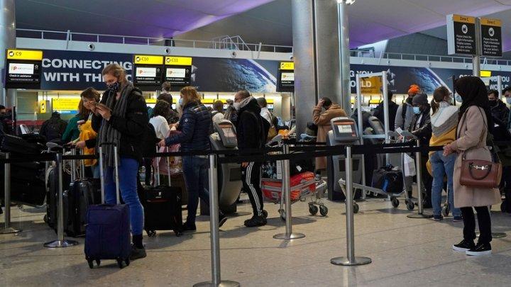 Sute de mii de persoane au părăsit Marea Britanie din cauza efectelor pandemiei asupra economiei