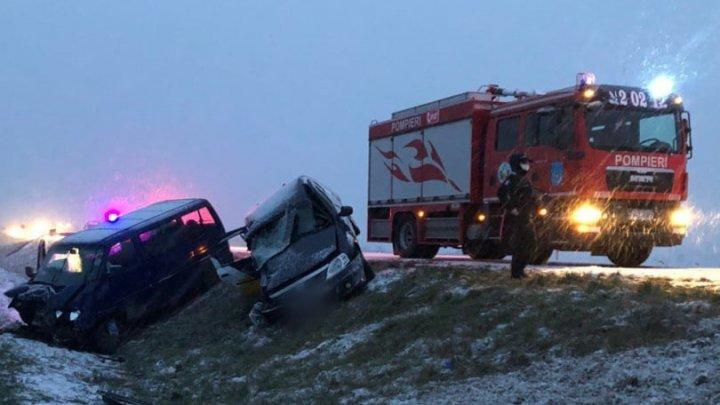 Încă o victimă a tragicului accident de la Bozieni. Un tânăr de 34 de ani a murit pe patul de spital