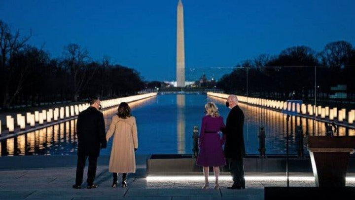 """Joe Biden a dedicat primul său discurs victimelor COVID: """"Să ni-i amintim pe toți cei pe care i-am pierdut"""""""