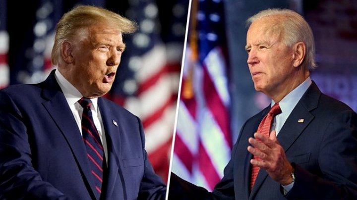 Contradicţii între Trump şi Biden, privind redeschiderea frontierelor americane