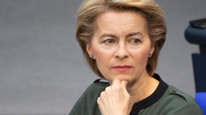 Ursula von der Leyen, despre inaugurarea lui Joe Biden: După patru ani, Europa are un prieten la Casa Albă