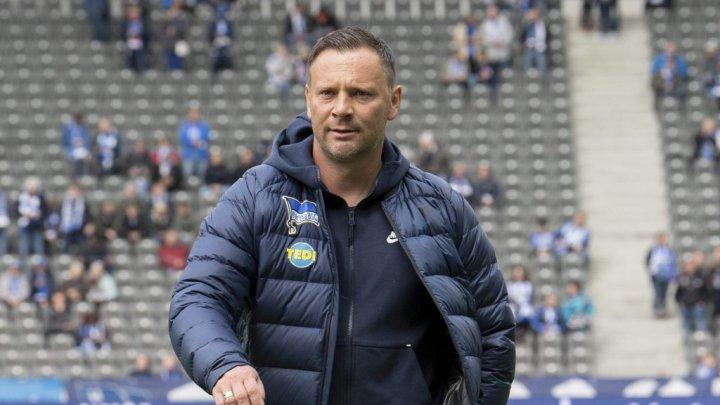 Pal Dardai a revenit în funcţia de antrenor al echipei germane, Hertha Berlin