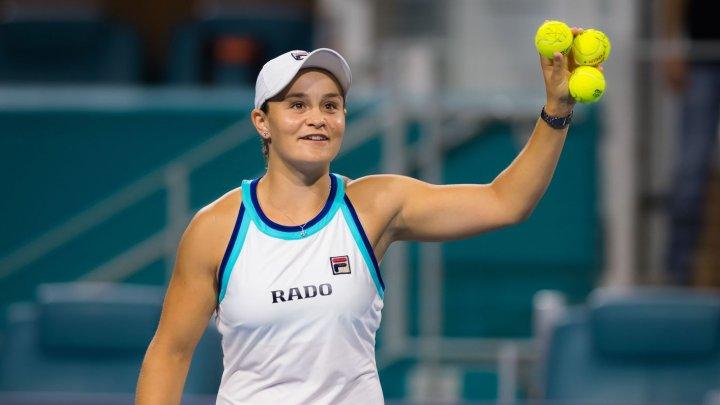 Tenismena australiană Ashleigh Barty va participa la turneul demonstrativ de la Adelaide, la care a fost invitată şi Simona Halep