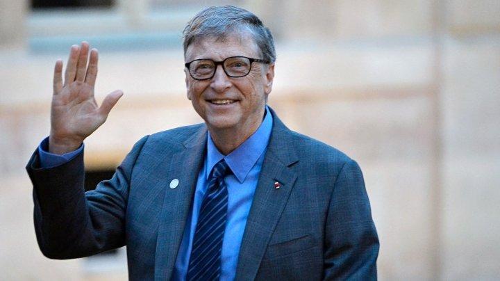"""Bill Gates a reacţionat pentru prima dată la teoriile conspiraţiei care circulă despre el și pandemie: """"Oamenii chiar cred asta?"""""""