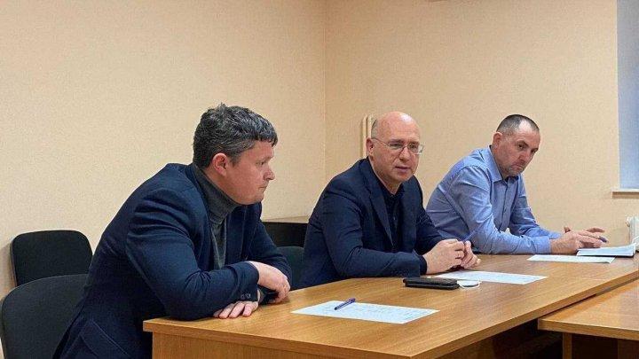 Alexandru Cauia, noul președinte al echipelor PDM din suburbiile municipiului Chișinău