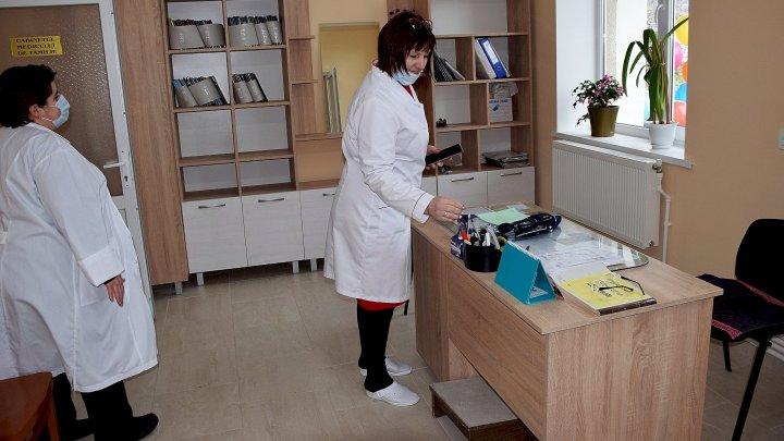 Locuitorii satului Vâșcăuți pot beneficia de servicii medicale de calitate. În localitate a fost inaugurat oficiul medicilor de familie