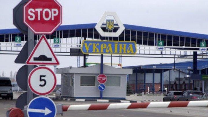 Guvernul a prelungit până la 30 iunie scutirea de taxe vamale pentru întreprinderile transnistrene la frontiera cu Ucraina