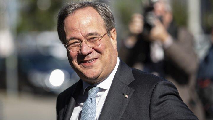 Centristul Armin Laschet, ales şef al Uniunii Creştin-Democrate (CDU) din Germania