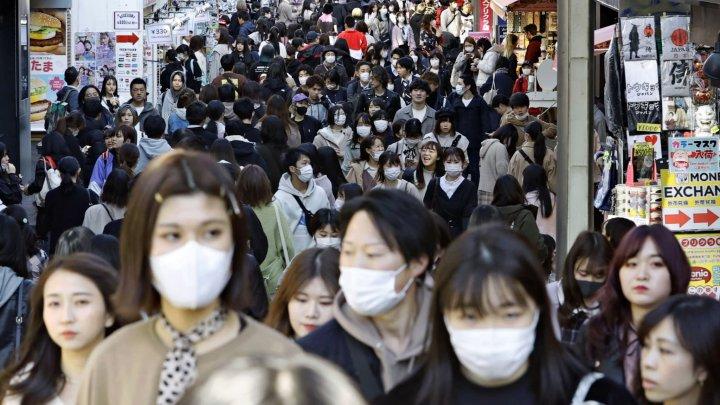 Japonia, legislaţie dură pentru încălcarea restricţiilor COVID-19. Oamenii riscă pedepse cu închisoarea