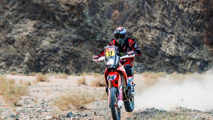 Chilianul Jose Ignacio Cornejo Florimo a învins în etapa a opta a Raliului Dakar la clasa moto