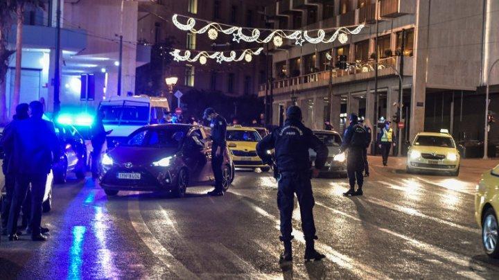 Grecia și Franța reintroduc restricțiile de deplasare pe timp de noapte