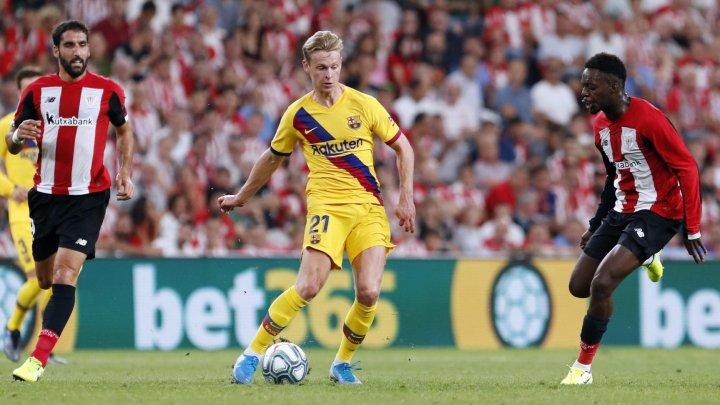 FC Barcelona a urcat provizoriu pe locul secund în clasamentul din La Liga