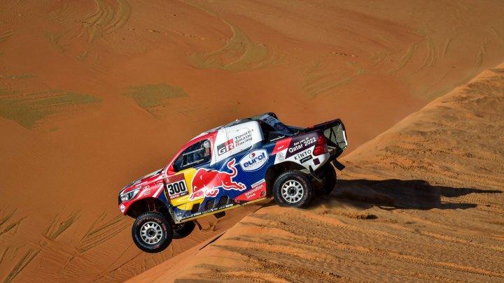 Raliul Dakar, ediția 2021, a luat startul în în Arabia Saudită