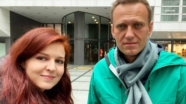 Purtătoarea de cuvânt a lui Alexei Navalnîi, condamnată la 9 zile de închisoare