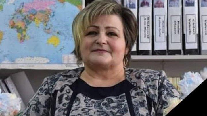 O profesoară din Soroca a murit răpusă de noul coronavirus