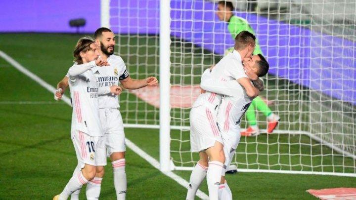 """Real Madrid a început anul cu victorie. """"Galacticii"""" au învins-o pe Celta Vigo"""
