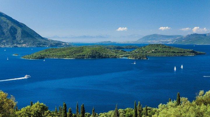 Insula Skorpios din Greciei va fi transformată într-un complex turistic de lux
