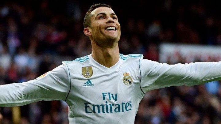 """Ronaldo, fără milă de adversari. Portughezul a reuşit o """"dublă"""" în meciul cu Crotone"""