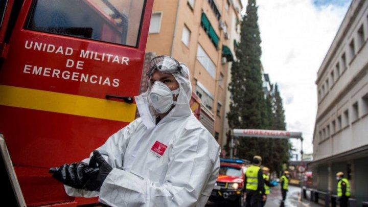 Spania limitează circulaţia în mai multe regiuni pentru a evita un al treilea val al pandemiei