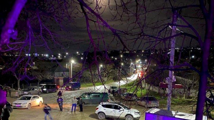 Iluminatul public stradal, dat în exploatare în satul Lucașeuca
