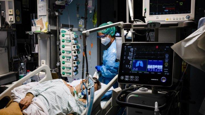 După un record de decese, Portugalia anunță că ia în calcul să trimită pacienți COVID în alte țări