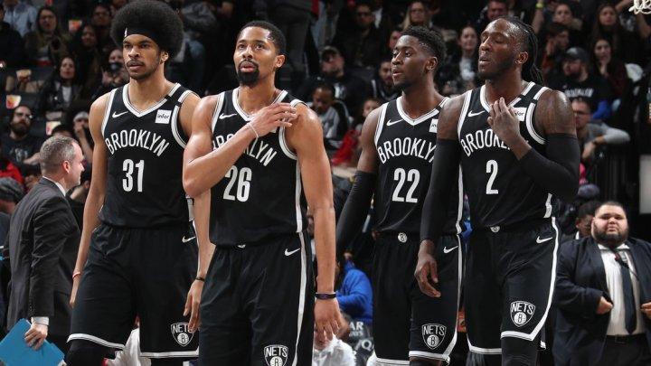 Brooklyn Nets au reușit o revenire spectaculoasă în meciul cu Phoenix Suns