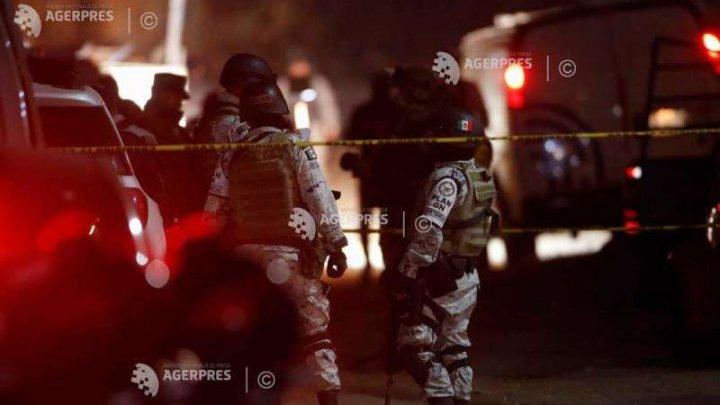 Atac armat la o petrecere din Mexic: 11 morţi