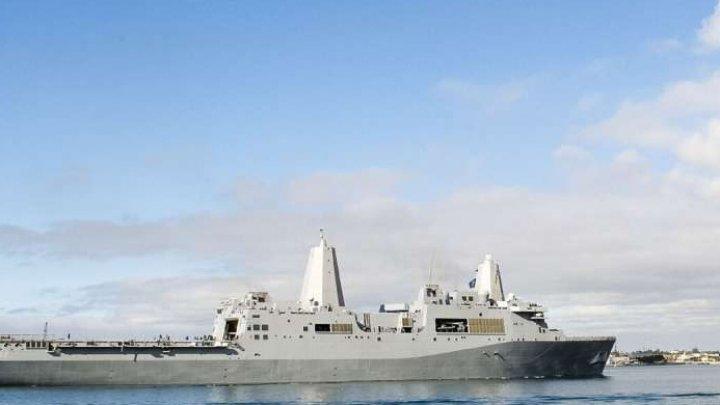 Coronavirus la bordul unei nave militare americane din Golful Persic
