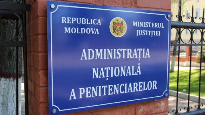 Reacţia ANP la percheziţiile desfăşurate la Penitenciarul din Cricova