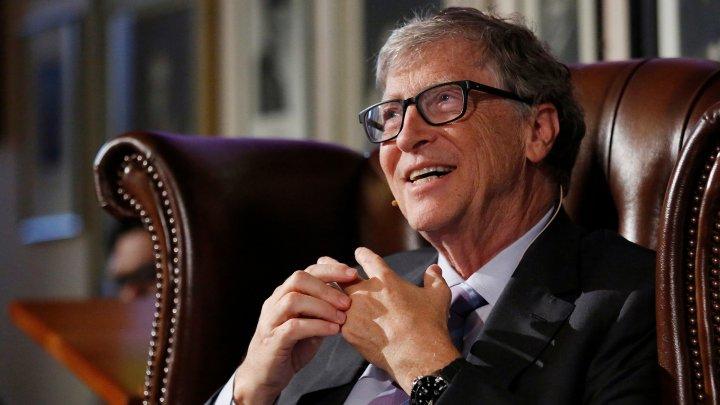 Bill Gates vrea să schimbe lumea. Următorul plan al miliardarului american