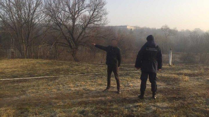 Încercarea vină n-are. Un moldovean a fost reținut pentru a doua oară în timp ce traversa ilegal frontiera