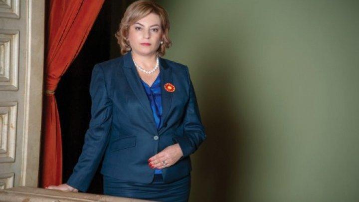 Mariana Durleşteanu este preşedintele Partidului Legii și Dreptății