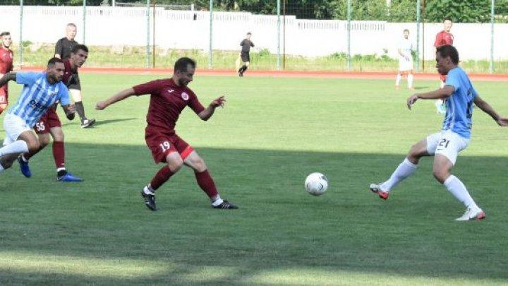 Ploaie de goluri în meciul FC Florești - Speranța Nisporeni. Cele două formații au remizat, scor 4-4