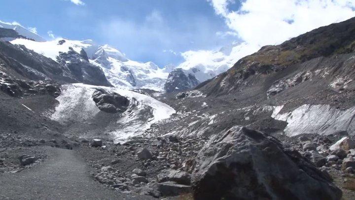 STUDIU. Topirea sezonieră a zăpezii din Alpi are loc mai devreme, pe fondul schimbărilor climatice