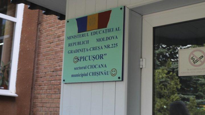 Curtea unei grădinițe din sectorul Ciocana al capitalei va fi reabilitată cu sprijinul Ambasadei Japoniei la Chișinău
