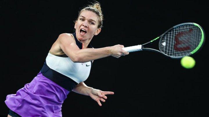 Tenismena română Simona Halep, eliminată în optimile de finală ale US Open