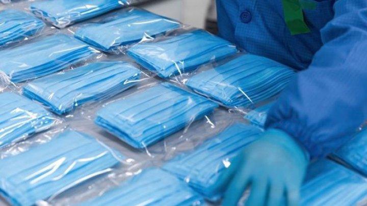 Milioane de măști oferite gratuit de guvernul belgian ar putea conține particule toxice de argint și oxid de titan