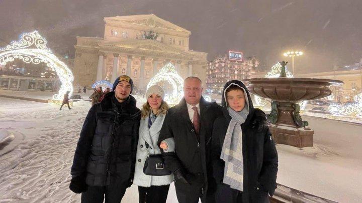 Iată dovada. Igor Dodon este la Moscova (FOTO)