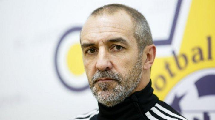Noul antrenor al naţionalei de fotbal a Moldovei, Roberto Bordin, a convocat o şedinţă cu participarea antrenorilor cluburilor din Divizia Naţională