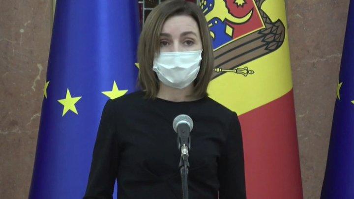 Maia Sandu şi-a anunţat agenda. Nu va veni cu un alt decret de desemnare a premierului şi va cere dizolvarea Parlamentului la CC