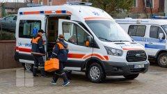 medic, ambulanţă