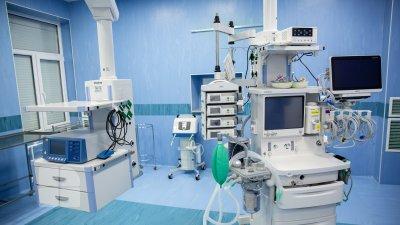 """Institutul de Neurologie şi Neurochirurgie """"Diomid Gherman"""" din Capitală are o nouă sală de operaţii"""