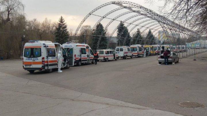 Spitalele municipale, la limită. Este înregistrată cea mai mare rată de contagiozitate de la începutul pandemiei
