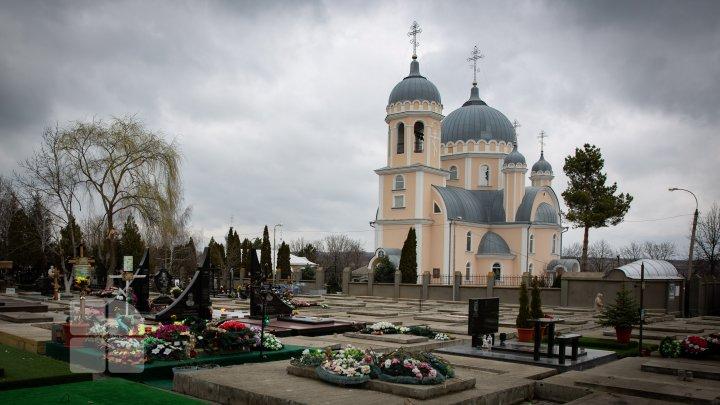 Reacția conducerii Combinatului Servicii Funerare la solicitarea ÎPS Vladimir de a permite accesul în cimitire de Blajini