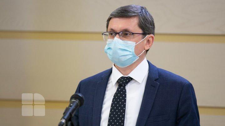 Mesajul lui Igor Grosu, candidatul propus la funcția de președinte al Parlamentului