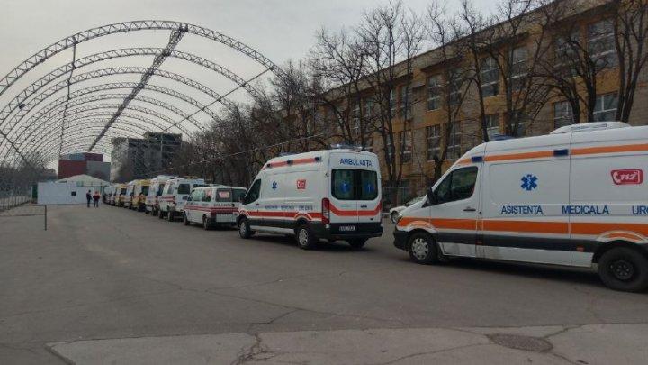 Alte 1209 cazuri de infectare COVID-19 au fost confirmate astăzi în Republica Moldova