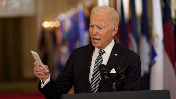 Preşedintele Joe Biden apără politica de vaccinare în America dar şi pe glob