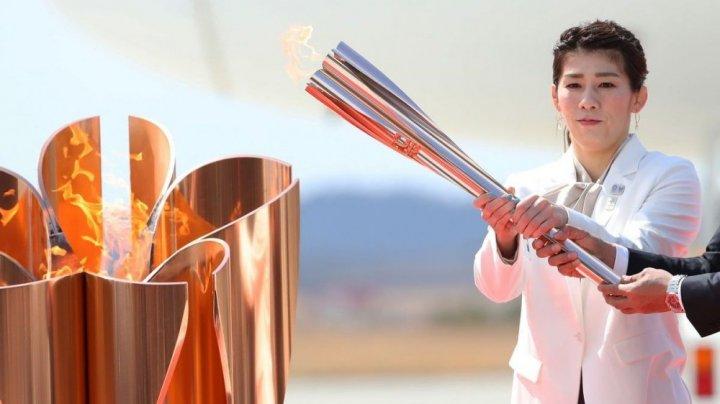 Ştafeta flăcării olimpice va începe joi la Fukushima. Torța va traversa 47 de departamente din Japonia