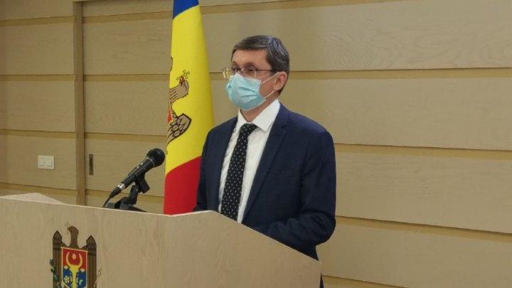 REACȚIA lui Igor Grosu, după ce nu a avut șansa să-și prezinte în Parlament echipa și programul de guvernare din lipsă de cvorum