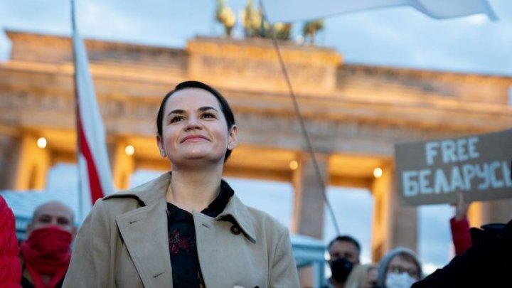 Belarus cere Lituaniei să o extrădeze pe opozanta Svetlana Tihanovskaia